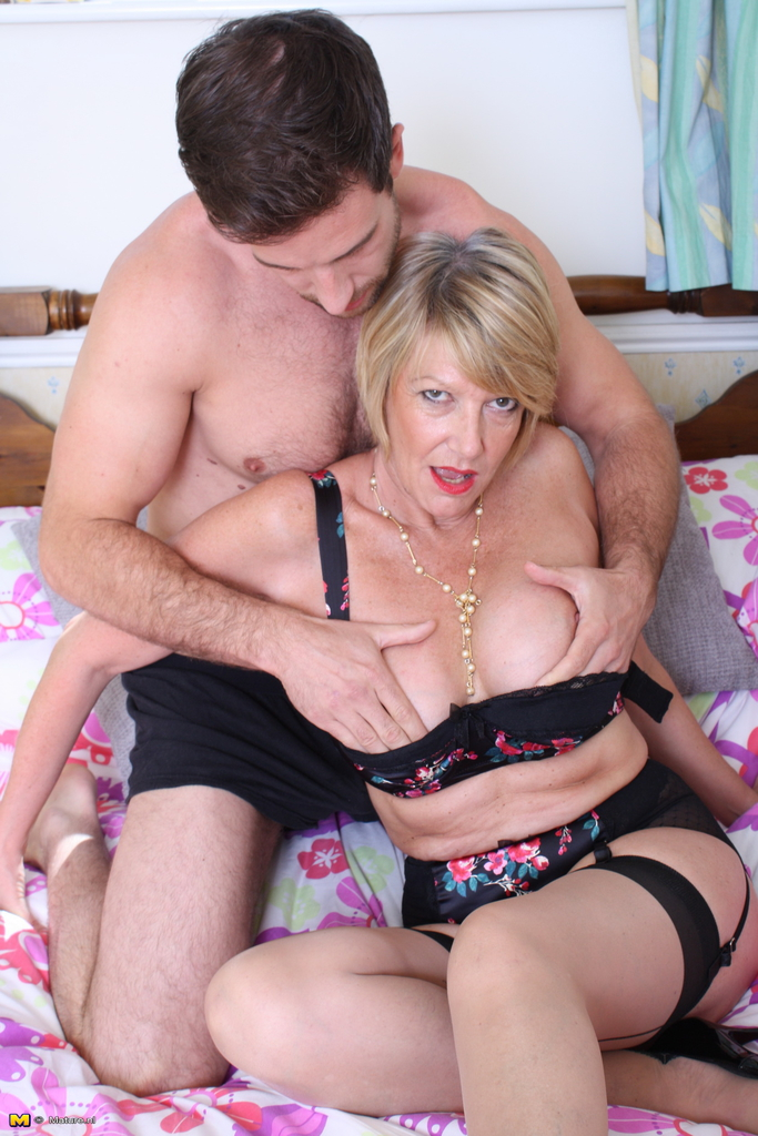 Milf cock for mature