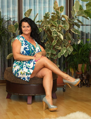 Latin milf at stire - New Sex Images
