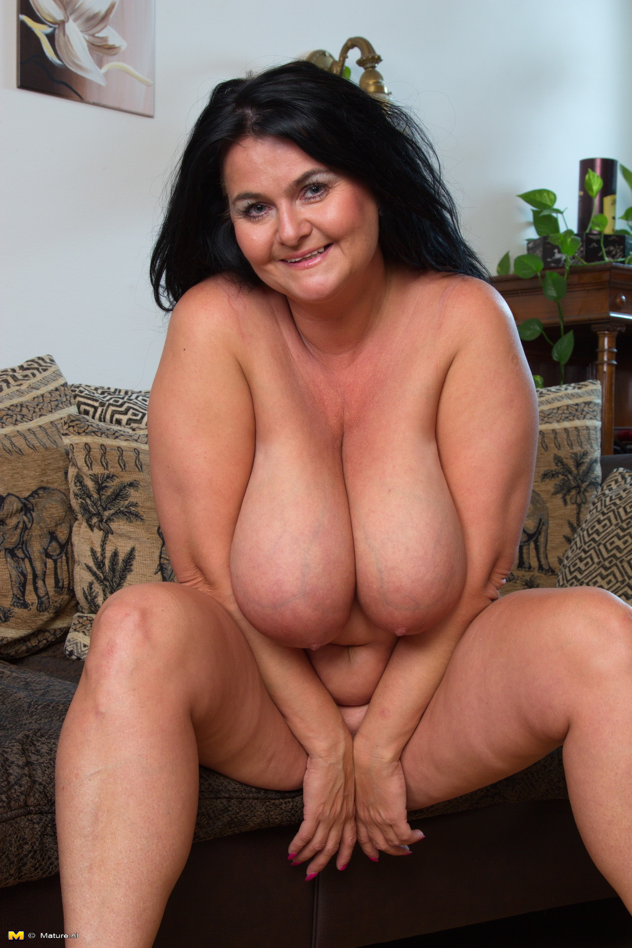Hot mature big titted bitches